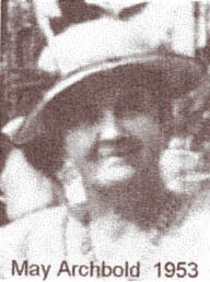 Mary Archbold 1953