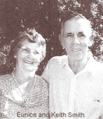 Eunice and Keith Smith